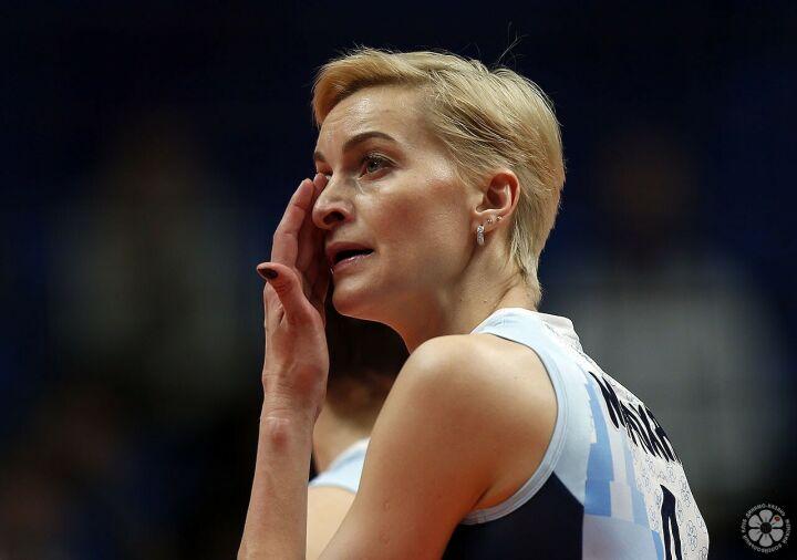 Самая опытная волейболистка «Динамо-Ак Барса» решила завершить игровую карьеру