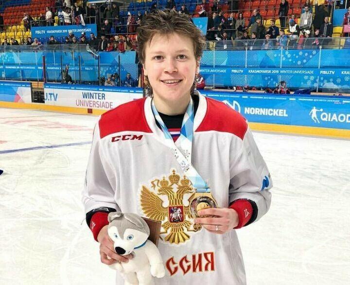 Уроженка Татарстана включена в сборную России для участия в женском ЧМ по хоккею