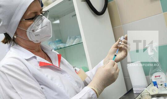 В Набережных Челнах первую прививку от Covid-19 получили 27 тысяч человек