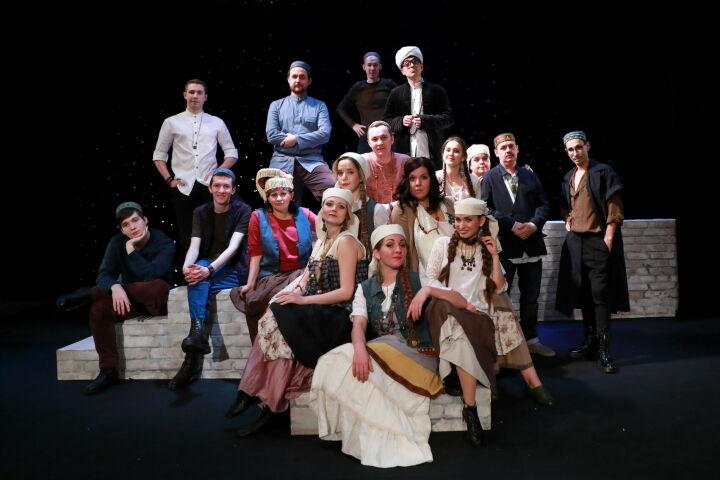 Бугульминский театр покажет историю татарских Ромео и Джульетты в Лениногорске