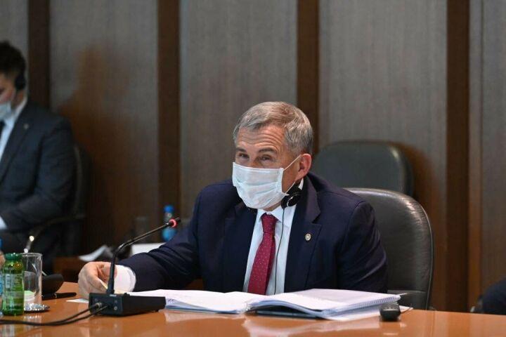 Минниханов: Товарооборот между РТ и Боснией и Герцеговиной вырос в 14,6 раза