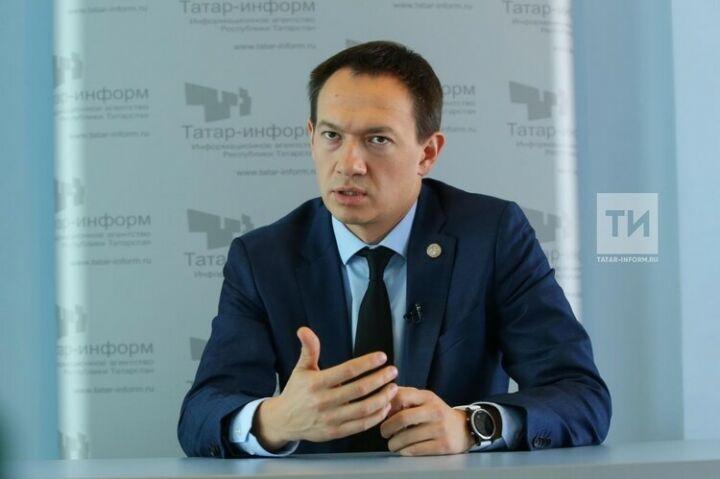 Тимур Нагуманов позвал горожан на большой субботник в Альметьевске