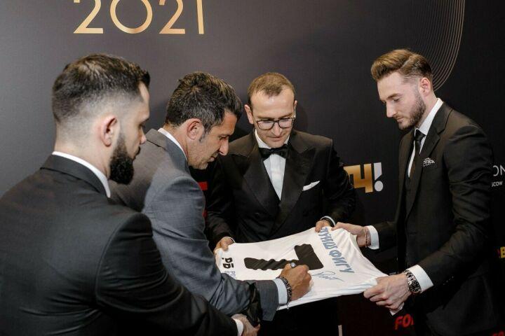 Премия РБ 2021: Прошло самое крупное мероприятие в спортивно-букмекерской отрасли
