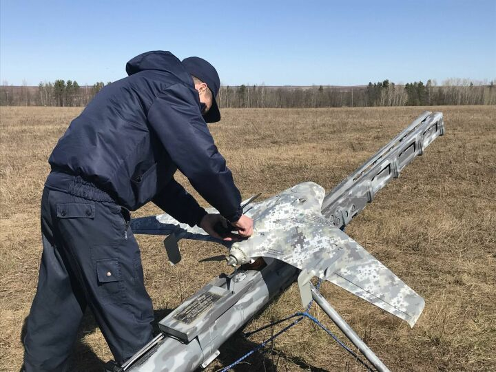 В Татарстане охотников-нарушителей ловят при помощи беспилотников