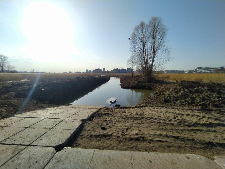 Экоактивисты обнаружили в водоохранной зоне Русско-Немецкой Швейцарии причал для лодок