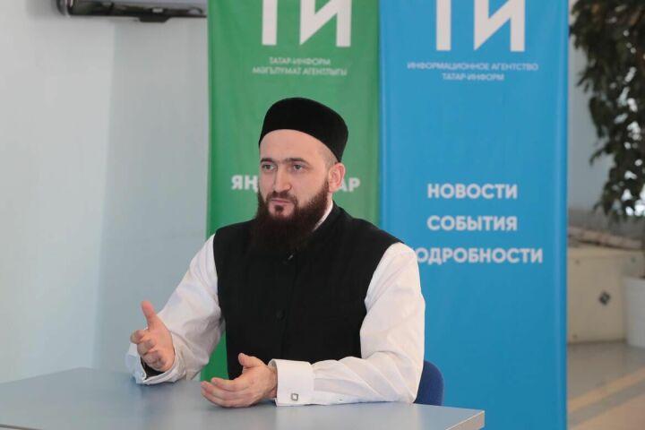 """Камиль Самигуллин: """"Общественное обсуждение места для соборной мечети по факту уже запущено"""""""
