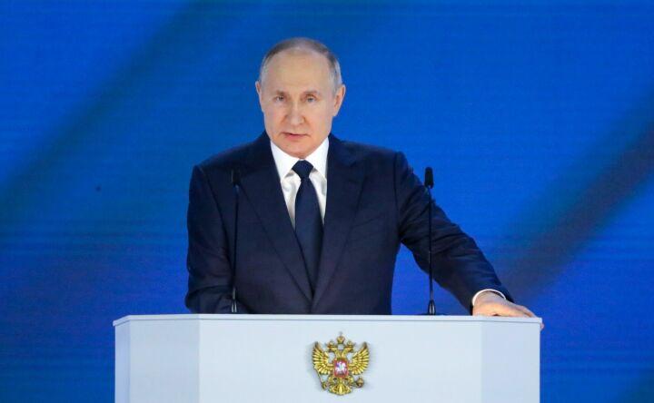Послание-2021: 10 главных тезисов из выступления Владимира Путина