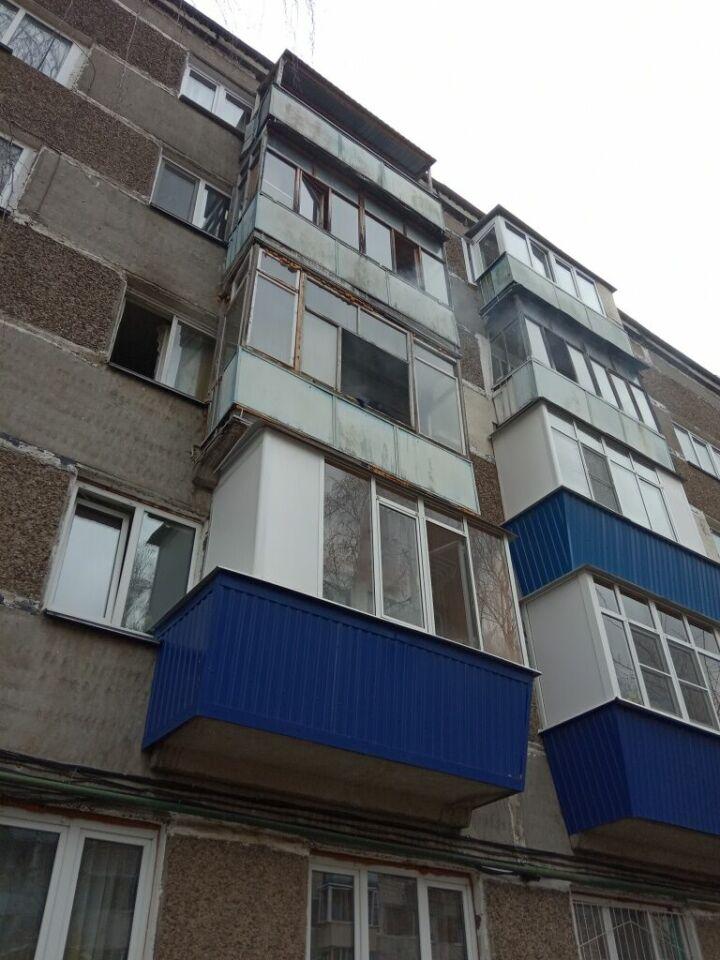 Из пожара в казанской пятиэтажке спаслись 15 человек