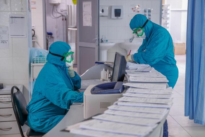 За сутки в Татарстане зарегистрировано 35 зараженных Covid-19