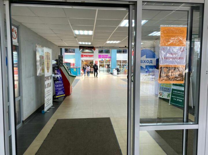 В Зеленодольске открылся первый мобильный пункт вакцинации от Covid в торговом центре