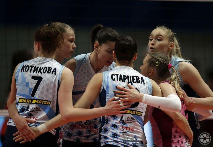 Казанское «Динамо-Ак Барс» стало бронзовым призером чемпионата России