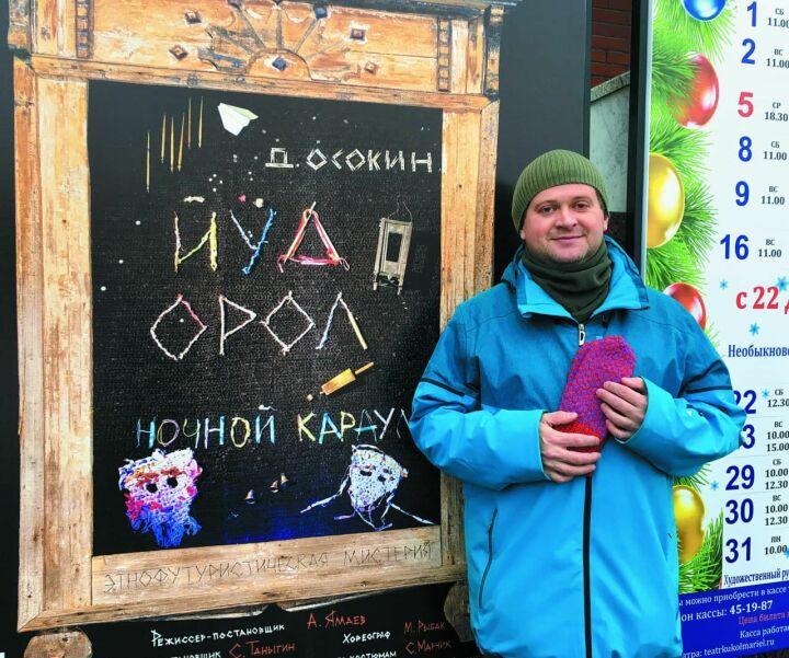 Денис Осокин: «Не ищу встреч с кино»