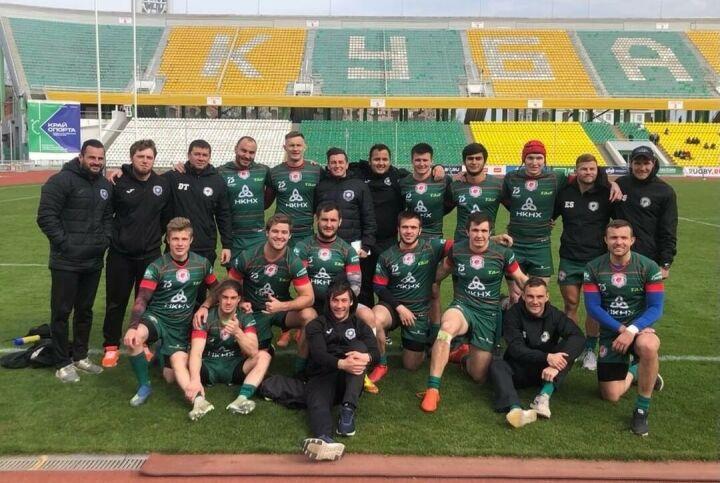 «Стрела» финишировала пятой в чемпионате России по регби-7