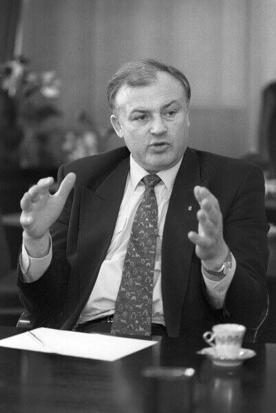 Скончался бывший генеральный директор КАМАЗа Николай Бех