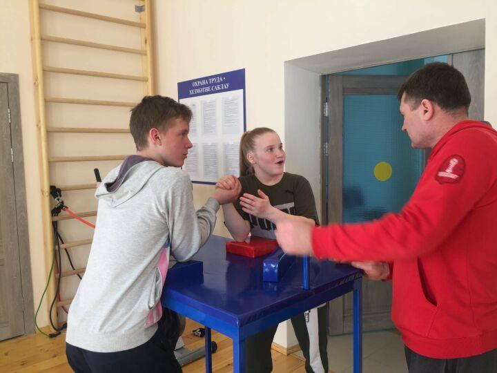 7 детей-инвалидов из Мамадыша были отобраны в сборную РФ на Всемирные зимние игры