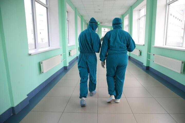 В Татарстане выявлено 36 новых случаев Covid-19