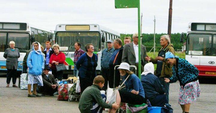 Власти Набережных Челнов ищут перевозчика на дачные маршруты