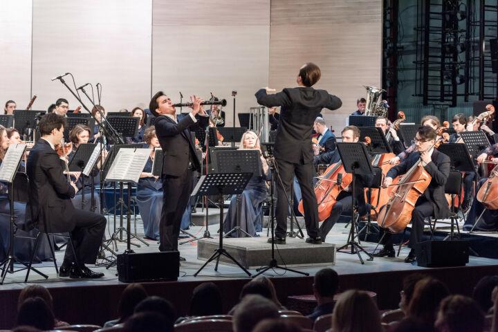 Национальный симфонический оркестр РБ впервые посетит города Татарстана