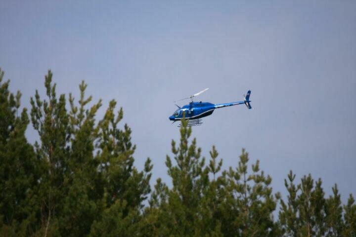 В Татарстане объявлено штормовое предупреждение из-за высокой пожароопасности лесов