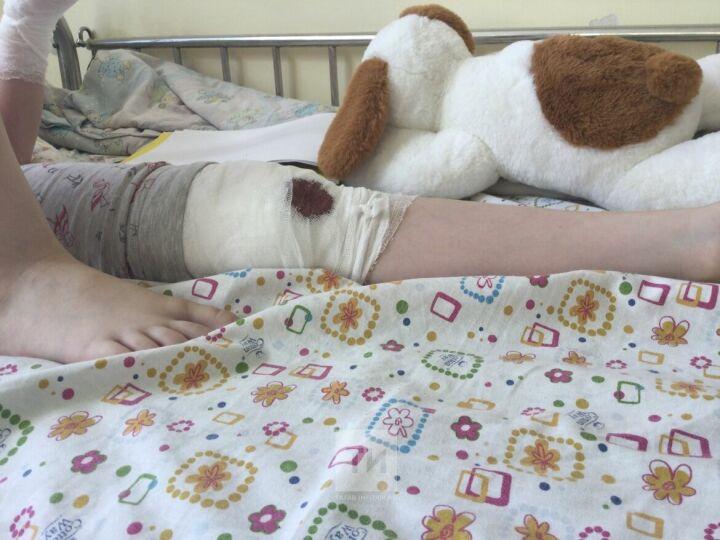 Врач ДРКБ рассказал, как себя чувствуют пострадавшие во время стрельбы дети