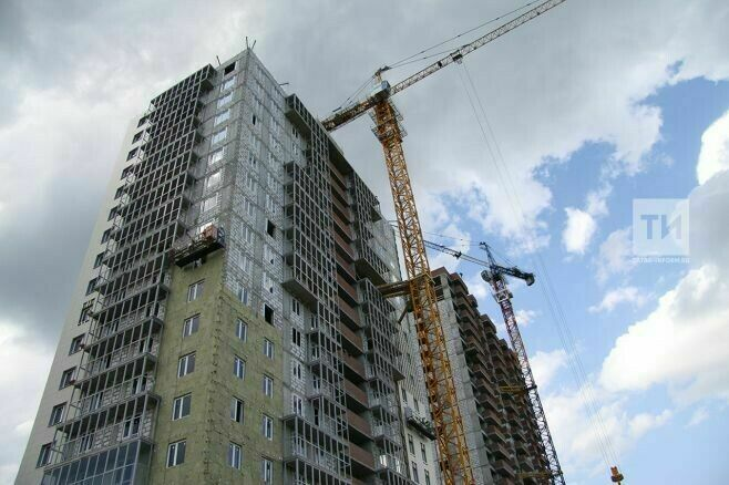 В Татарстане возведено уже 40% запланированного на 2021 год жилья