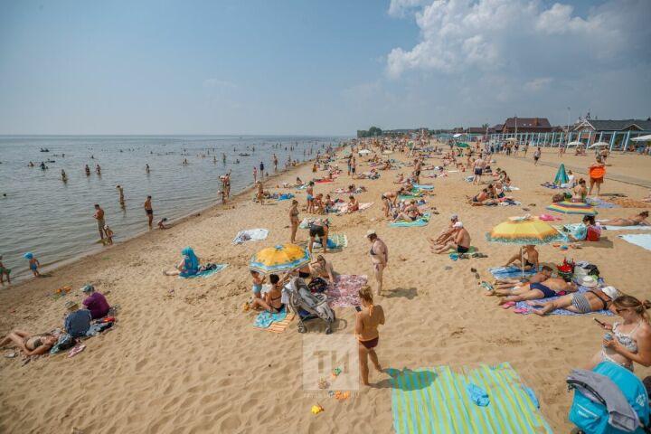 Вода не прогрета – купаться опасно: как Татарстан готовится к пляжному сезону
