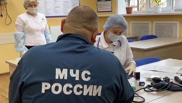 Более 1,7 тыс. сотрудников МЧС России из Татарстана сделали прививку от Covid-19