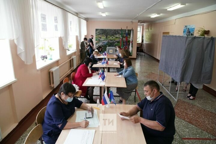 На праймериз «Единой России» в Татарстане на 12.00 проголосовали 262 тыс. человек