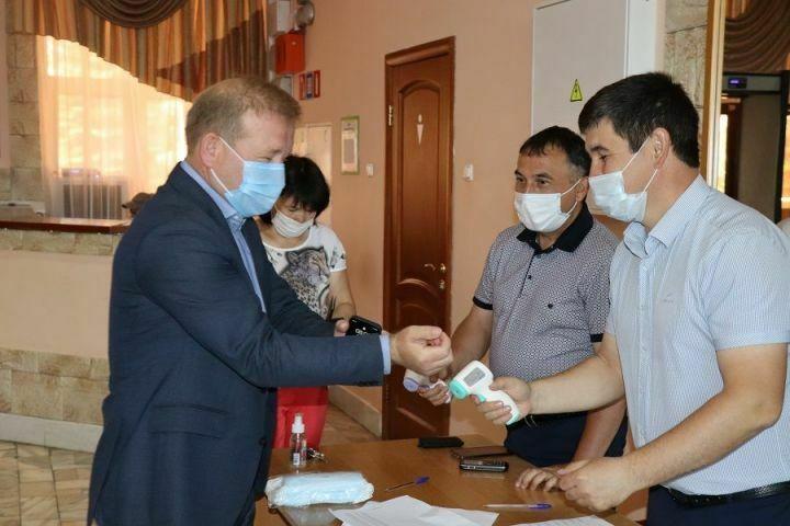 Глава Дрожжановского района: Праймериз — это возможность определить лучших кандидатов