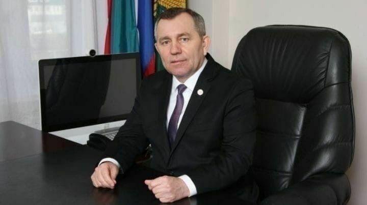 Глава Мамадышского района РТ Анатолий Иванов вакцинировался от Covid-19