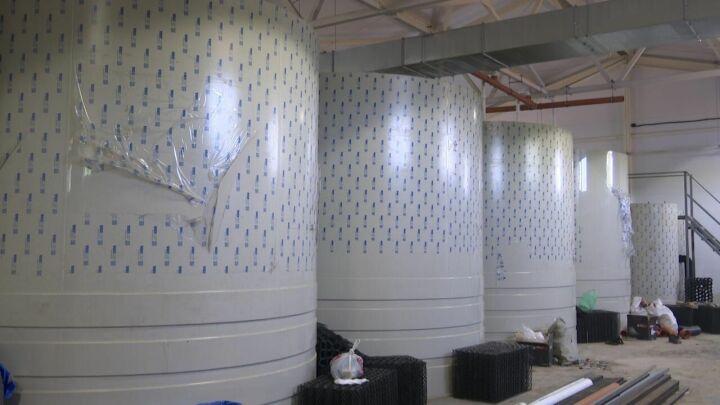 В Пестречинском районе строительство новых очистных сооружений вышло в финальную стадию