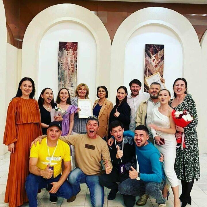 Два театра из Татарстана отмечены наградами на фестивале театров малых городов России