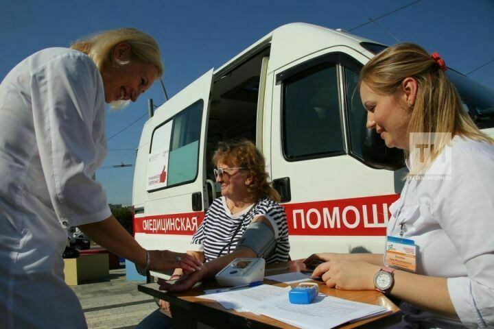 Альметьевск первым в Татарстане вакцинировал 40% жителей от Covid-19