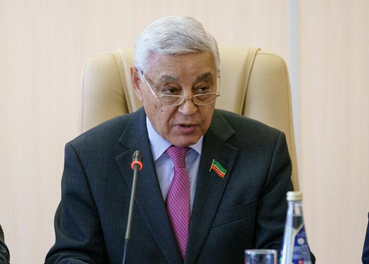 Мухаметшин: «Главное в евразийской интеграции — это масштабы и результативность процесса»