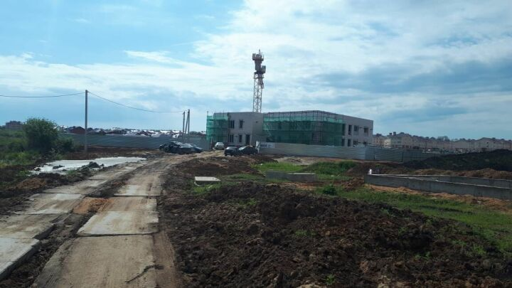 Строительство двух новых детских садов в Пестречинском районе РТ завершится в августе