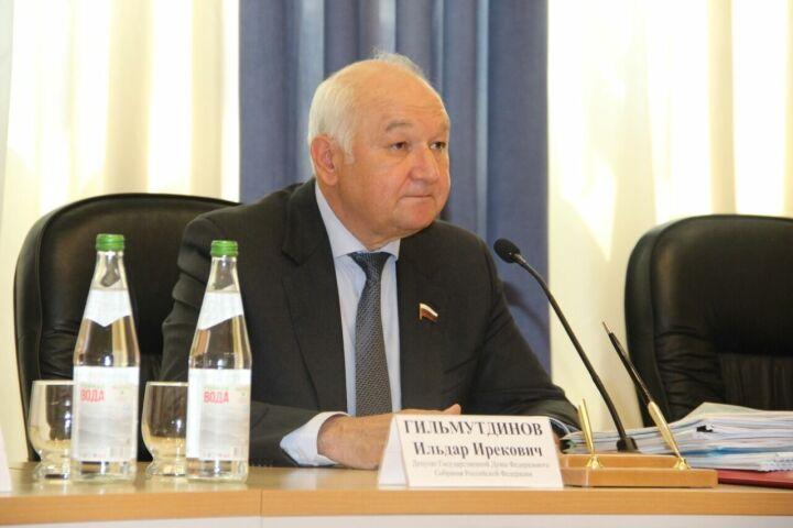 Ильдар Гильмутдинов о пятилетке в Госдуме РФ: нами инициировано более 600 законопроектов