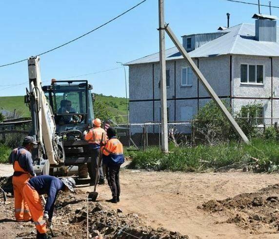 В одном из сел Пестречинского района РТ стартовали работы по проекту «Наш двор»