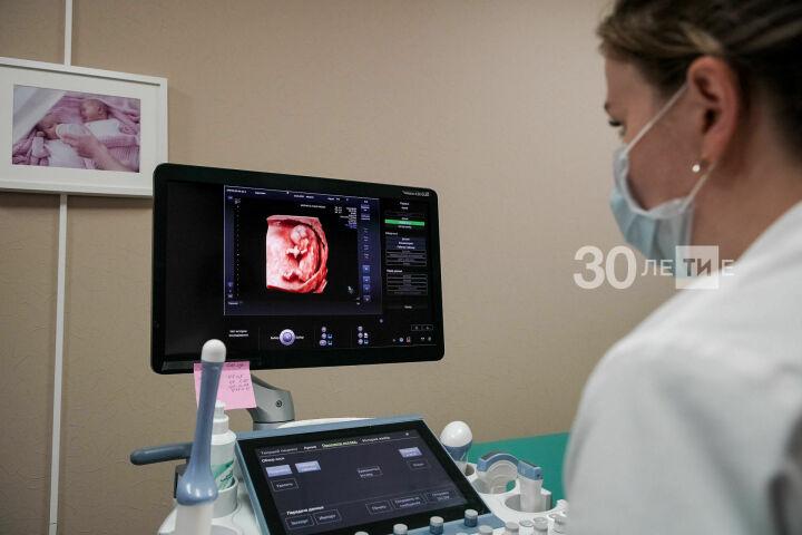 Младенческая смертность в Татарстане снизилась на 20% по сравнению с 2020 годом