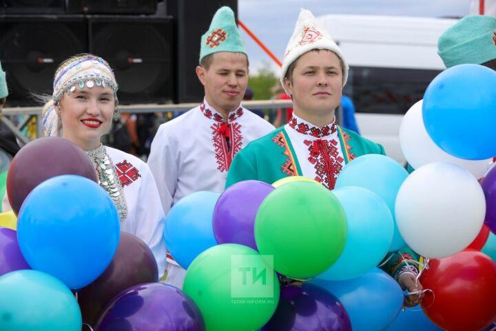 Ирек Шарипов: Переходя из района в район,«Семык» дает импульс развитию марийской культуры