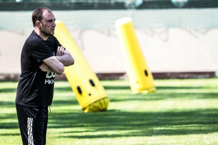 Главный тренер ФК «Нефтехимик» Кирилл Новиков: Двумя-тремя игроками мы еще усилимся