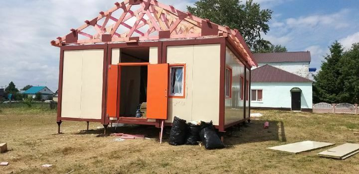 В селе Мензелинского района РТ появится модульный ФАП