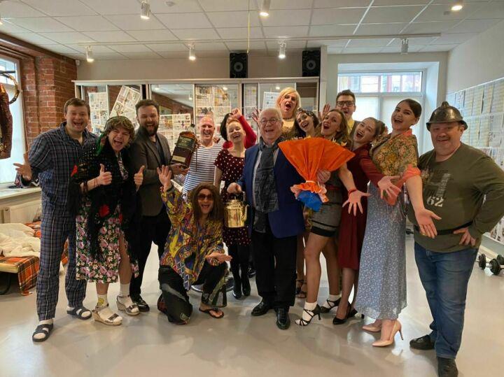 Воспитанница фестиваля «Созвездие-Йолдызлык» стала артисткой Театра Владимира Винокура
