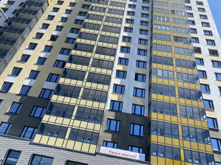135 семей медиков получили ключи от квартир в новом доме на территории РКБ в Казани