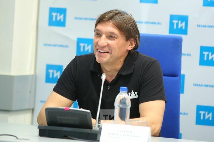 Главный тренер «Синтеза» Марат Закиров: Ватерполисты предпочитают не калечить соперника