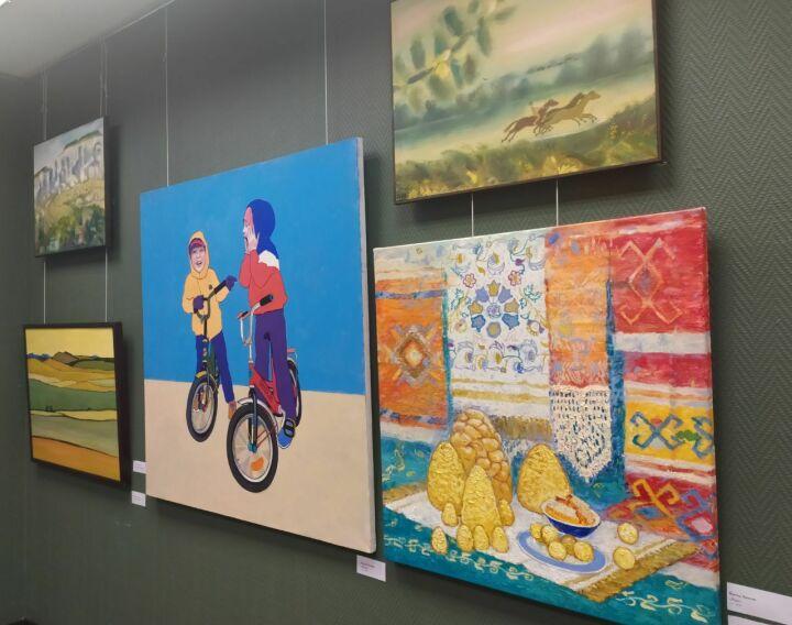 В Москве открылась выставка современного татарского искусства