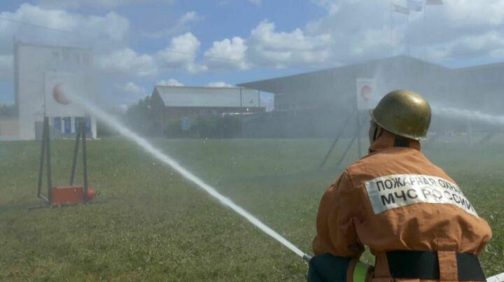 АО «Транснефть - Прикамье» провело соревнования добровольных пожарных дружин