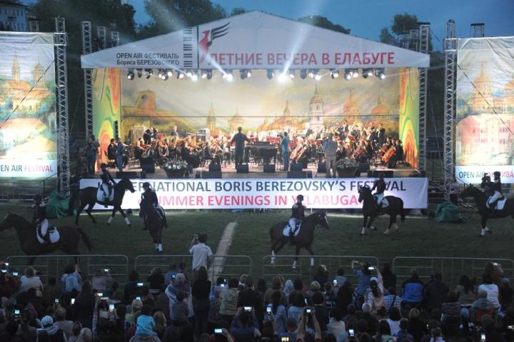 Фестиваль «Летние вечера в Елабуге» соберет 200 музыкантов под открытым небом