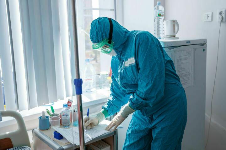 В Татарстане за сутки зарегистрировано 29 новых случаев Covid-19