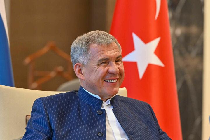Рустам Минниханов: Два дня плотной работы в Турции дали нам много интересных проектов