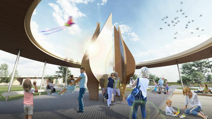 Павильон для творчества и детский огород: Заинск ожидает реконструкции парка «Молодежный»